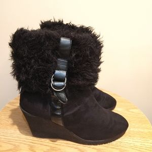 Women's Fashion Fall spring boots size 9